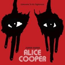Alice Cooper : Super Duper Alice Cooper: Welcome To His (DVD Box Set) Second Hand