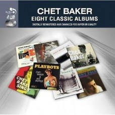 Chet Baker : Eight Classic Albums: 4CD (CD Box Set)