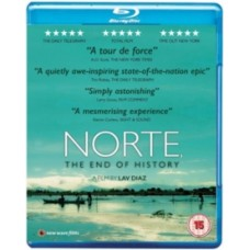 Norte, The End Of History : Norte, The End Of History (Blu-Ray DVD)