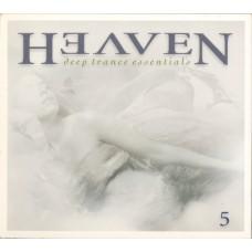 Various : Heaven: Deep Trance Essentials 5 2CD (CD)