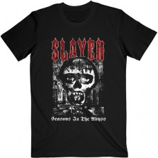 Slayer : Acid Rain (Black) (T-Shirt)
