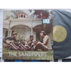 Sandpipers : Misty Roses (Vinyl) Second Hand