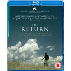 Return : Return (Blu-Ray DVD)