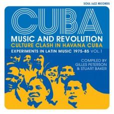 Various : Cuba: Music And Revolution Culture Clash (Vinyl Box Set)