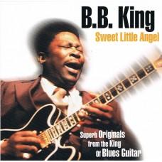 B.B. King : Sweet Little Angel (CD) Second Hand