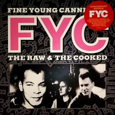 Fine Young Cannibals : Raw and The Cooked (Vinyl)