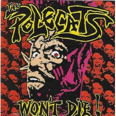 Polecats : Won't Die (Vinyl) Second Hand