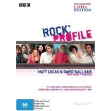 Rock: Profile 2DVD : Rock: Profile 2DVD (DVD) Second Hand