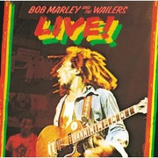 Bob Marley : Live! (Vinyl)