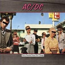 Ac/Dc : Dirty Deeds Done Dirt Cheap (Vinyl)