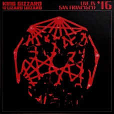 King Gizzard And The Lizard Wizard : Live In San Francisco '16 (Vinyl)
