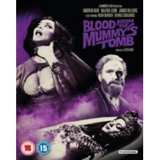 Blood From The Mummy's Tomb: Blu-Ray : Blood From The Mummy's Tomb: Blu-Ray (Blu-Ray DVD)
