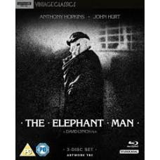 Elephant Man: 3 Disc Set : Elephant Man: 3 Disc Set (Blu-Ray DVD)
