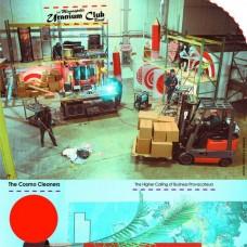 Uranium Club : Cosmo Cleaners (Vinyl)