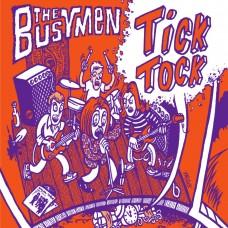 "Busymen : Tick Tock (12 Single)"""