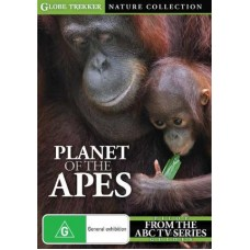 Planet Of The Apes : Planet Of The Apes (DVD) Second Hand