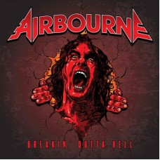 Airbourne : Breakin' Outta Hell (Vinyl)