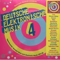 Various : Deutsche Elektronische Musik 4: (Vinyl Box Set)