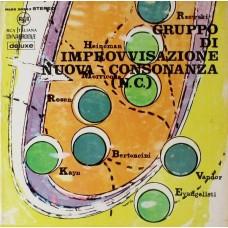 """Gruppo Di Improvvisazione Nuova Consonan : Gruppo Di Improvvisazione nuova (Vinyl)"""""""