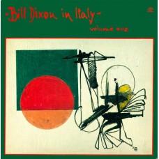 Bill Dixon : In Italy-Volume One (Vinyl)