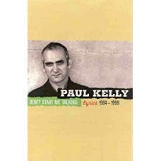 Paul Kelly : Lyrics (Book) Second Hand