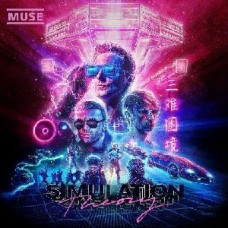 Muse : Simulation Theory Film: Lp + Blu-Ray + (Vinyl Box Set)