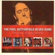 Butterfield, Paul Blues Band : Original Album Series: 5CD (CD Box Set)