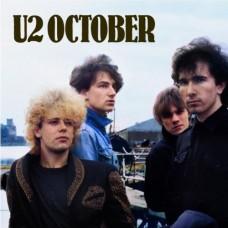 U2 : October (Vinyl)