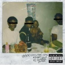 Kendrick Lamar : Good Kid, M.A.A.D. City (Vinyl)
