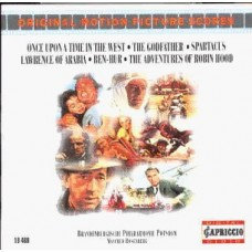 Branderburgische Philharmonie Potsdam / : Original Motion Picture Scores (CD)