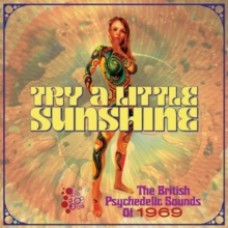 Various : Try A Little Sunshine: The British (CD Box Set)