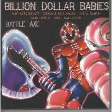 Billion Dollar Babies : Battle-Axe: 3CD (CD Box Set)