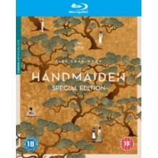 Handmaiden: Special Edition 2 X Blu-Ray : Handmaiden: Special Edition 2 X Blu-Ray (Blu-Ray DVD)