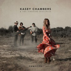 Chambers, Kasey and The Fireside Disciples : Campfire (Vinyl)
