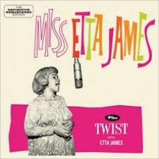 Etta James : Miss Etta James Plus Twist With (CD)