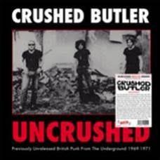 Crushed Butler : Uncrushed (Vinyl)