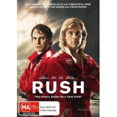 Rush : Rush (DVD)