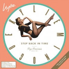 Kylie Minogue : Step Back In Time: The Definitive (CD Box Set)