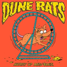 Dune Rats : Hurry Up And Wait (Vinyl)