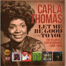 Carla Thomas : Let Me Be Good To You: The Atlantic and (CD Box Set)