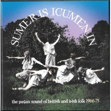 Various : Sumer Is Icumen In: The Pagan Sound Of (CD Box Set)
