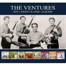 Ventures : Eight Classic Albums: 4CD (CD Box Set)
