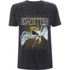 Led Zeppelin : Icarus Colour (Dark Heather) (T-Shirt)