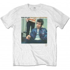 Bob Dylan : Highway 61 Revisited (White) (T-Shirt)
