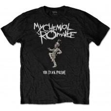 My Chemical Romance : Black Parade Cover (Black) (T-Shirt)