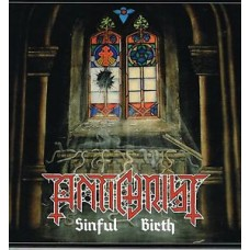 Antichrist : Sinful Birth (Vinyl)