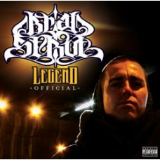 Brad Strut : Legend: Official (CD)