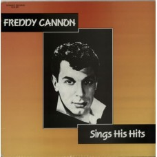 Freddy Cannon : Sings His Hits (Vinyl) Second Hand