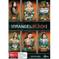 Orange Is The New Black-Complete Seaso : Orange Is The New Black-Complete Seaso (DVD) Second Hand