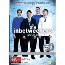 Inbetweeners-Series 3 : Inbetweeners-Series 3 (DVD) Second Hand